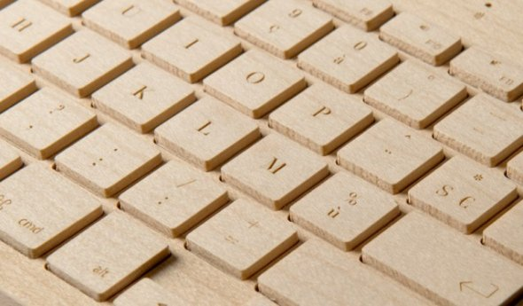 00044351 The Wooden Keyboard You Just Dont Want To Miss