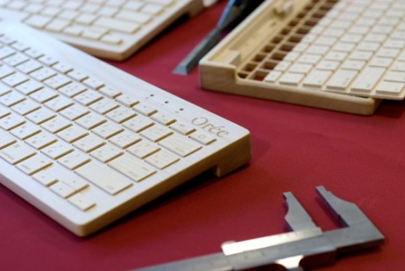00044352 The Wooden Keyboard You Just Dont Want To Miss