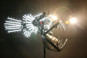 Recycled Scrap Metal Deep Se Angler Fish Lamp 5 300x200 Recycled Scrap Metal Deep Se Angler Fish Lamp 5