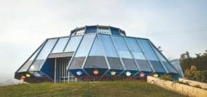 UFO house Puerto Rico4 550x260 300x141 UFO house Puerto Rico4 550x260