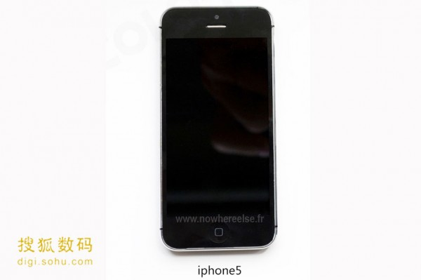 iPhone5 fully assembled spy shots 2 600x399 Looks Like This Would Be The Final iPhone 5