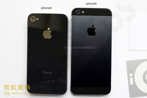 iPhone5 fully assembled spy shots 4 600x399 Looks Like This Would Be The Final iPhone 5