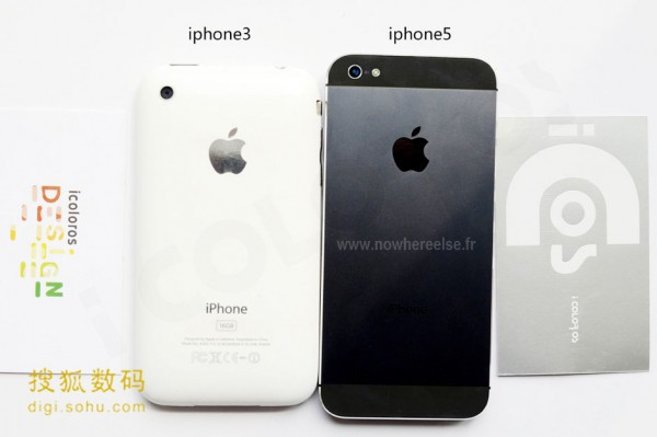 iPhone5 fully assembled spy shots 5 600x399 Looks Like This Would Be The Final iPhone 5