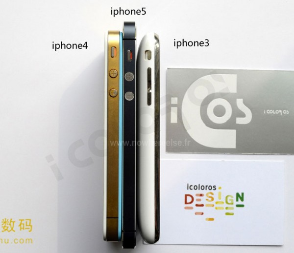 iPhone5 fully assembled spy shots 7 600x518 Looks Like This Would Be The Final iPhone 5