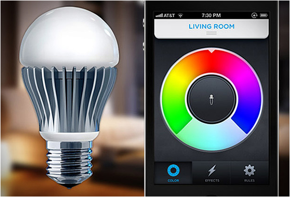 lifx bulb LIFX    The All New Smart Bulbs