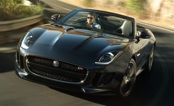 2013 Jaguar F Type 1 600x367 The Jaguar F Type 2013     The New Beast Of Town