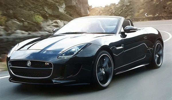 2013 Jaguar F Type 2 600x348 The Jaguar F Type 2013     The New Beast Of Town