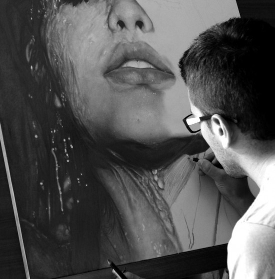 realistic drawing2 550x559 Believe It or Not   These Pictures Are Hand Drawn