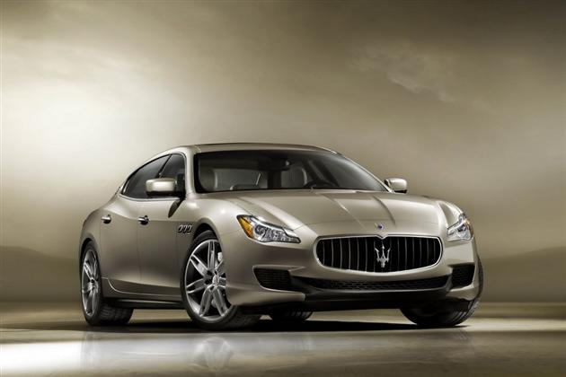 The Awaited 2013 Maserati Quattroporte is Here