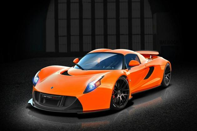 2013 Hennessey Venom GT2 Showed Its First Appearence