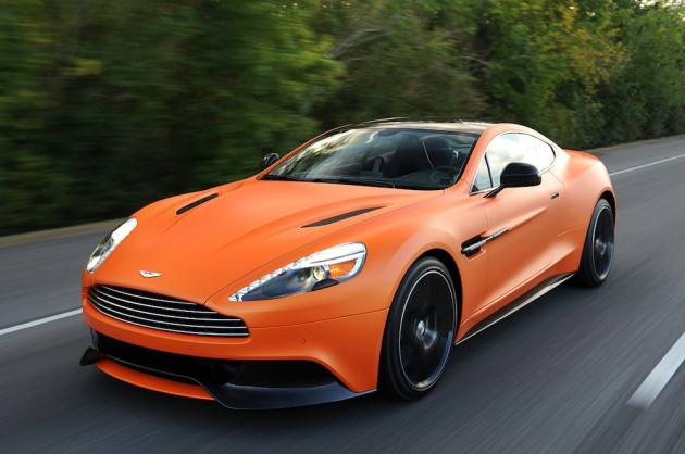 The Sportiest Aston Martin Vanquish 2014 Is Here!