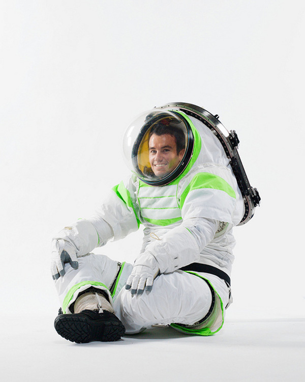 A Buzz Lightyear Space Suit