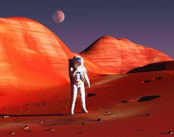 A Mars Colony
