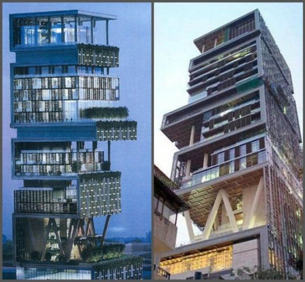 Top 10 Most Beautiful Houses 2017: Top 10 Most Expensive Homes Of The World