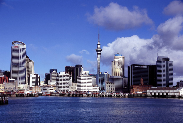Auckland New Zealand Top 10 Best Cities To Live In The World
