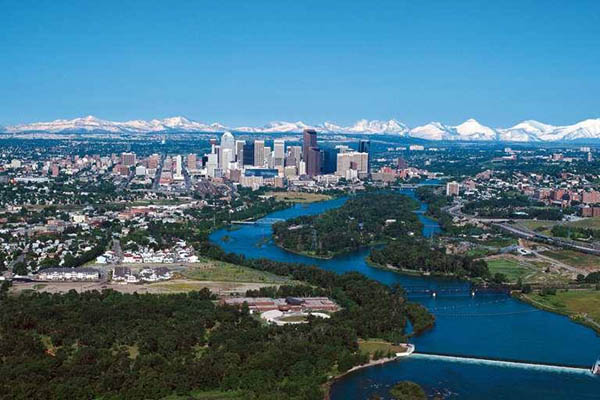 Calgary Canada Top 10 Best Cities To Live In The World
