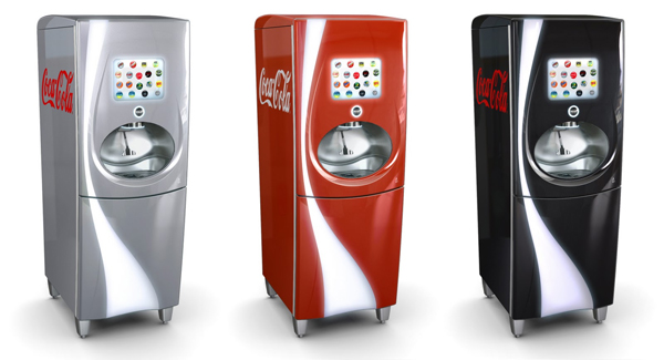 Coca-Cola Freestyle Vending Machine