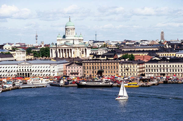 Helsinki Finland Top 10 Best Cities To Live In The World