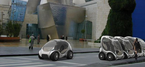 MITs folding car The Hiroko Top 10 Amazing Gadgets To Be Released In 2013