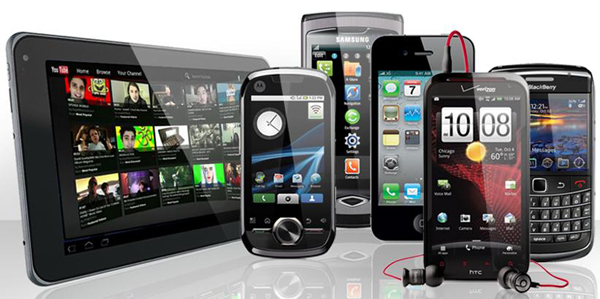 Mobile device battles Top 10 Technology Trends for 2013
