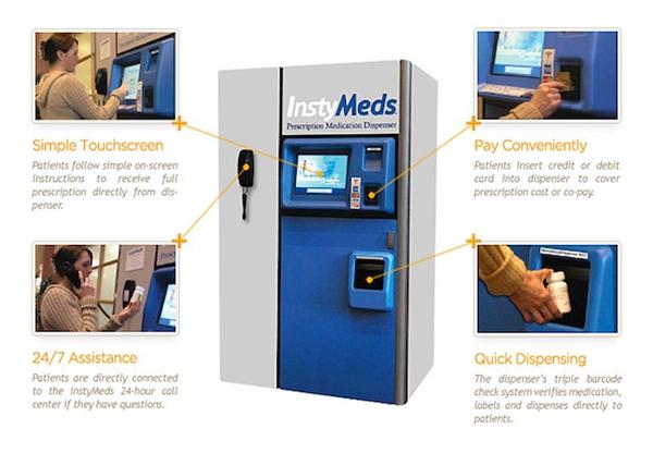 Pharmaceutical Vending Machines