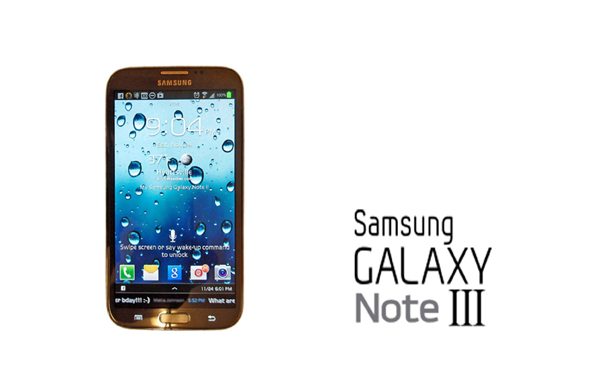 Samsung Galaxy Note III Top 10 Most Anticipated Smartphones for 2013
