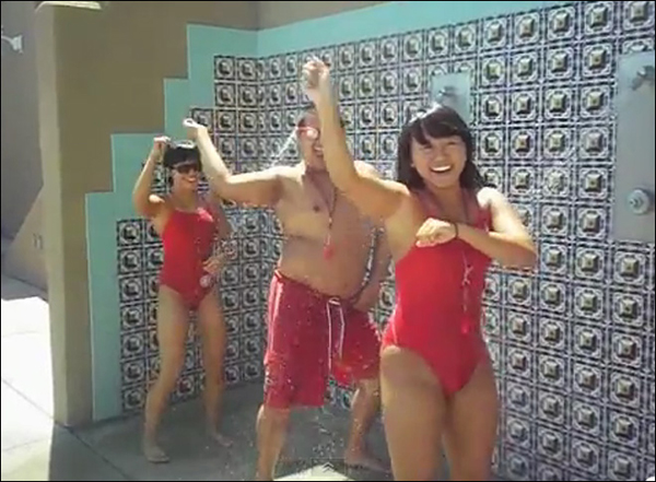 The Lifeguards Fired for a Gangnam Style Parody