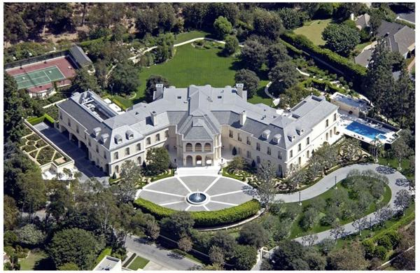 Top 10 most expensive homes of the world realitypod part 2 for Largest homes in america