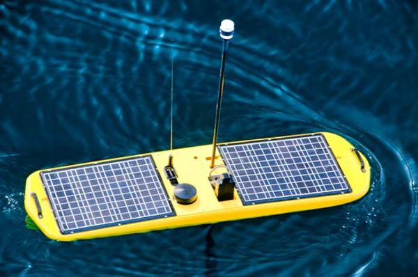 Wave Powered Robot Travels 9,000 Miles