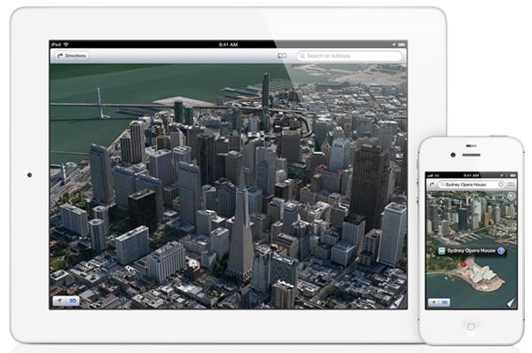 Apple Maps fiasco
