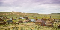 Bodie California 10 200x100 Top 10 Amazing Abandoned Places
