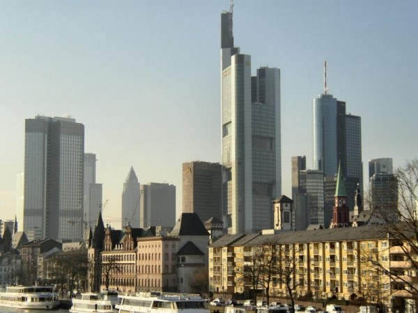 Frankfurt 600x450 Top 10 Most Visited Cities in the World