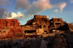Gunkanjima Japan 5 150x100 Top 10 Amazing Abandoned Places