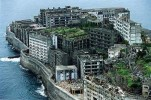 Gunkanjima Japan 7 151x100 Top 10 Amazing Abandoned Places