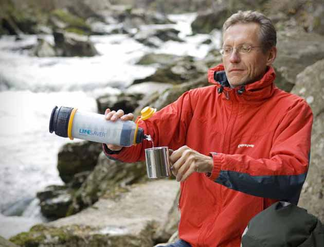 Lifesaver Bottle 01 - Life Saver — The Water Filtration Bottle