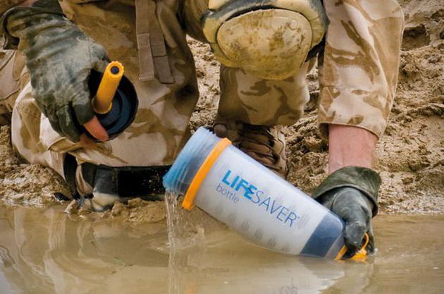 Lifesaver Bottle 2 - Life Saver — The Water Filtration Bottle