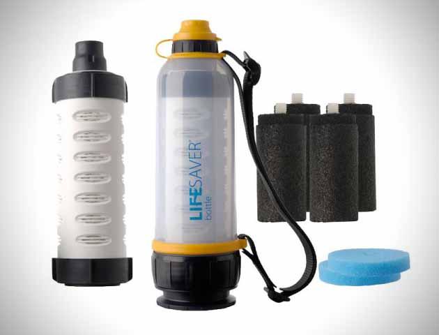 Lifesaver Bottle 3 - Life Saver — The Water Filtration Bottle