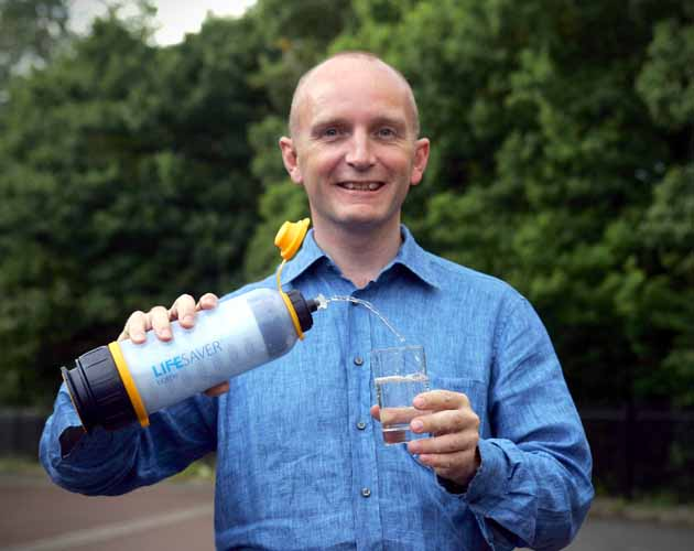Lifesaver Bottle 4 - Life Saver — The Water Filtration Bottle