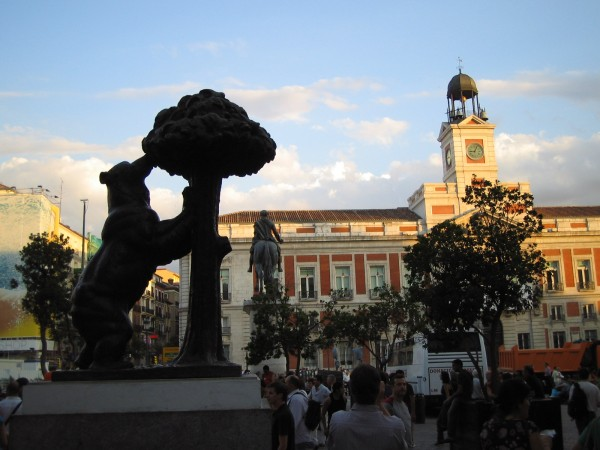 Madrid Bear