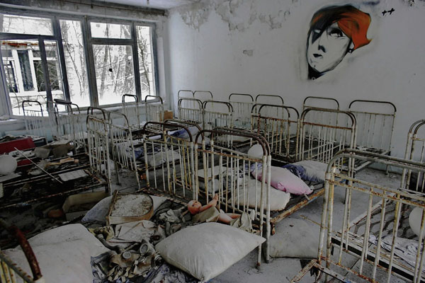 Pripyat, Ukraine 11
