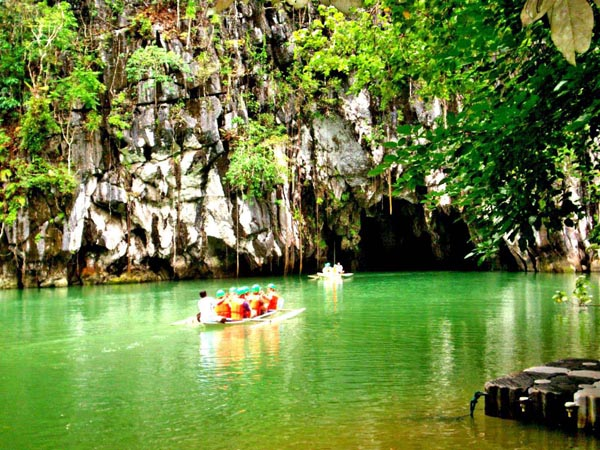 Puerto Princesa Subterranean River National Park The Philippines