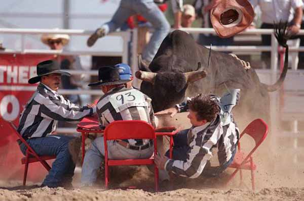 The Angola Prison Rodeo