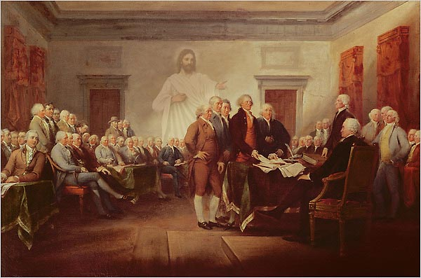 The Founding Fathers Were All Christian