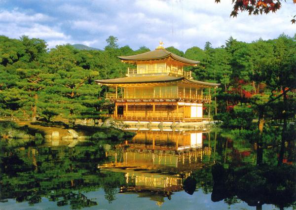 The Golden Pavilion Japan