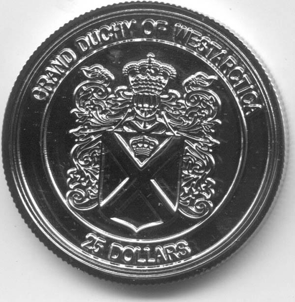 The Grand Duchy of Westarctica