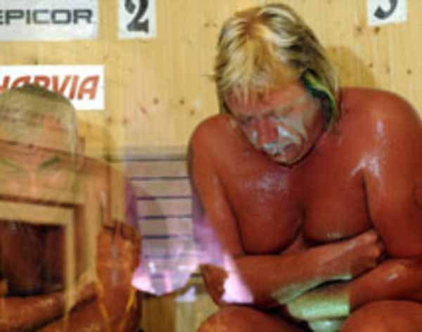The World Sauna Championships