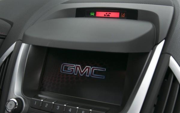 General Motors Crash Avoidance System