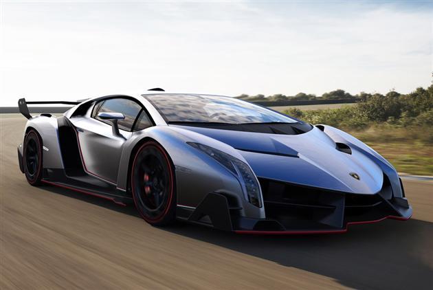 The $4.6 Million Lamborghini Veneno