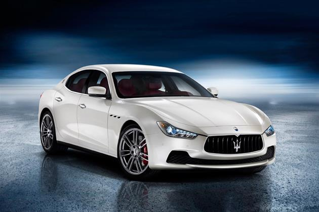 The New 2014 Maserati Ghibli