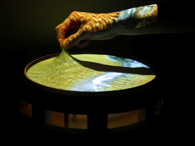Elastic Touch Screens A Reality Now